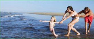 На Канары с детьми