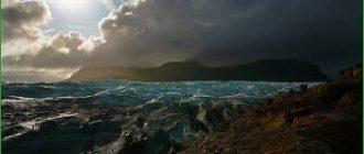 Ватнайёкюдль - национальный парк Исландии