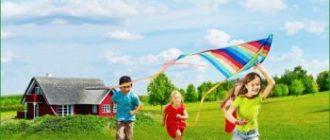 Дания для детей - отдых в марте