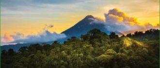Отдых в Коста-Рике в январе