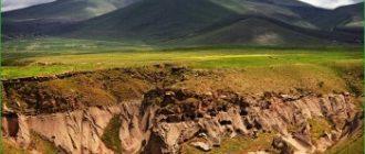 Пещеры Армении