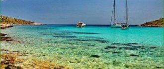 По Адриатическому побережью Хорватии в июле