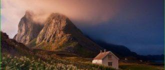 Путешествие по Норвегии в июле