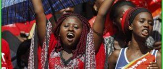 Национальные праздники Кении