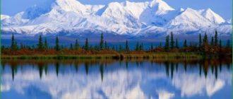 Путешествие на Аляску с детьми в июле
