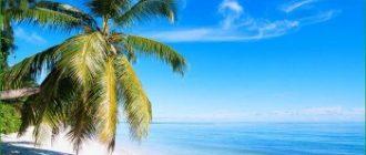 Путешествие с ребёнком на Фиджи