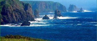 Путешествие по острову Шикотан