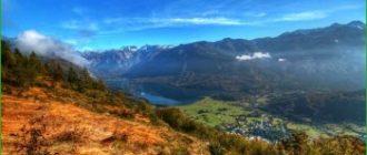 Путешествие по Словении в июне