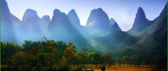 Путешествие по Юго-Западному Китаю в июне