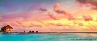 Самостоятельная поездка на Мальдивы в январе