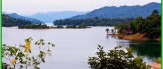 Озеро Кеньир в Малайзии станет женской территорией