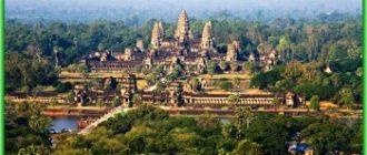 Храм Ангкор Ват - Камбоджа