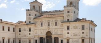 Туристы смогут увидеть частные дворцы Рима