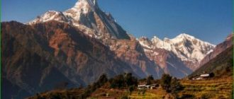 В Непал в марте