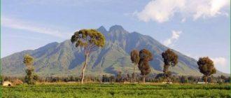 Парк Вирунга - ДР Конго