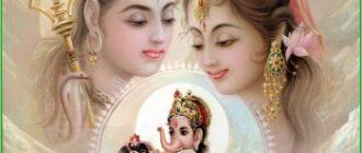 Женские культы - Дурга, Кали