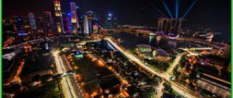Краткое знакомство с Сингапуром