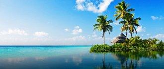 Лучшие курорты Мальдивских островов