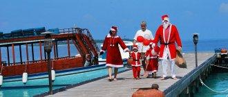 Мальдивы - отдых с детьми в декабре