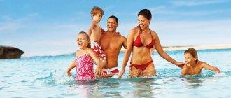 Отдых на Багамах с детьми в ноябре