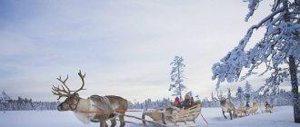 В Финляндию на Рождество с детьми